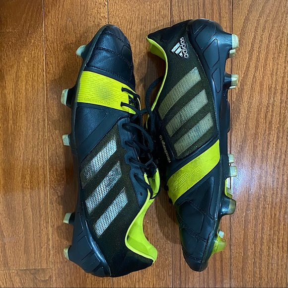 Adidas Soccer Cleats nitrocharge 1.0